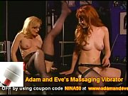 INSTRUCTIONAL: Nina Shows You how to Have a Bi-...
