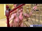 Гаишник трахнул сексуальную блондинку