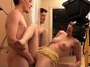 Русское порно сын шантажирует мать