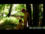 Picture Emo male gay twinks Making out leads to a en...