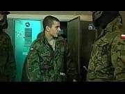 Soldados no sexo quente no quartel