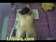 Dog cum dripping pussy
