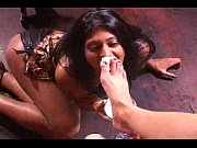 HeadMistress Sade VS Goddess Maya - Femsub Foot...
