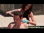 большие ореолы грудей видео массаж