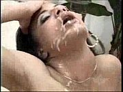 face hot her in load creamy a getting Obsession