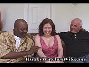 Horny Redheaded Wife Ta...
