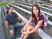 College girl Savannah Stern
