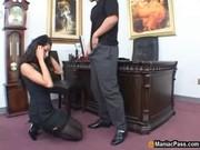 Секс по русски мололетния соседка в чулках