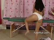 Kathleen gets a FULL body lesbian massage - In ...