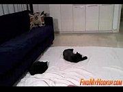 Сучка трахается с двумя парнями и наслаждается двойным проникновением фото 4