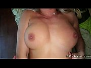pov cum getting and fucking blonde Natural