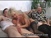 Picture Older MILF Pleasured By Young Lover