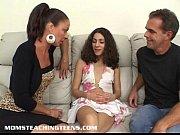 Жена развлекается с двумя любовниками порно видео