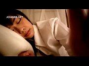 Пока муж спит она тихо трахается с сыном