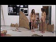 Групповой секс в осабняке возле камина