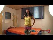 Masturbation Porn Movie with Model Lilou 18y