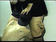 Порно залили спермой и порвали целку