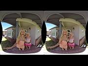 Порно бландинка с охраником