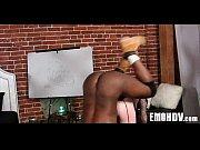Busty ebony sierra