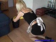 milf blonde German