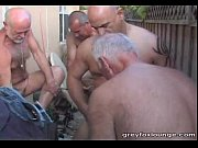 outdoor fun with older men. – Porn Video