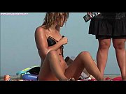 Nudista Loira Linda