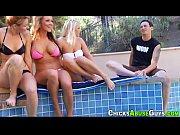 Bikini dominas peg loser