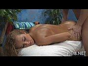 Обожает когда ей делают массаж перед еблей