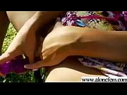 Video erotic stripping
