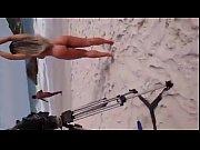 Русская жена в постели частное видео