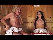 Дон жуан развел незнакомку на лесбийскую еблю с его подругой