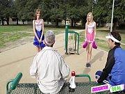 Девушки с большими формами попки видео