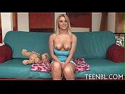 руский секс с блондинкой