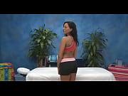 Блондинка модель на массаже сосет секс видео