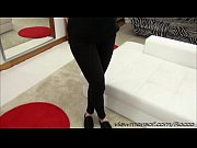 Sexy Euro teen Shafry gets her pussy pounded by...