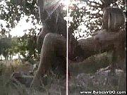 Девушка в спортзале эротическое видео