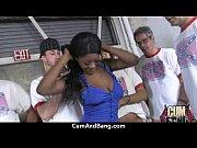 Жесткое видео группового секса