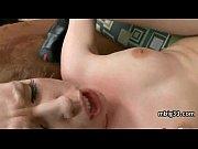 Сын делает эротический массаж маме
