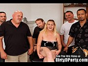 First Dirty D Party for this MILF whore!