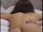 Порно в анал на масажном столе