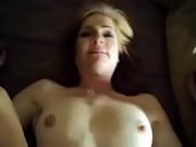 Племянник выебал свою сексуальную спящую тётю