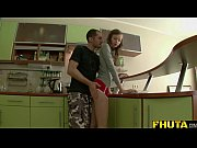 FHUTA - Bent over the Counter and Fucked from B...