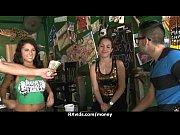 Обольстительная девушка занимается красивым сексом в порно видео высокого качества
