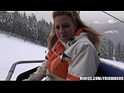 fuck and lodge the to back come to paid is skier blonde Busty