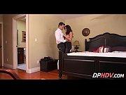 Видео утренний красивый секс в постели с женой