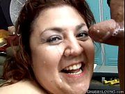 cum eat to loves reyna bbw tits big Beautiful