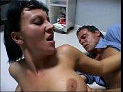 Красивая девушка в калготках вазбуждение видео