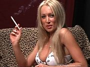 Diana Doll - Smoking Fetish at Dragginladies