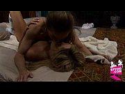 Порно видео лесби целуются