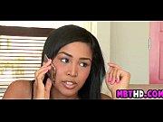 Видео девушка шлепает себя по попке